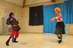 Stage de Clown « Les premiers bourgeons » : 1 & 2 Avril 2017