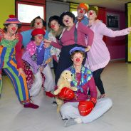 Stage de clown pour adultes : 10 & 11 novembre 2018